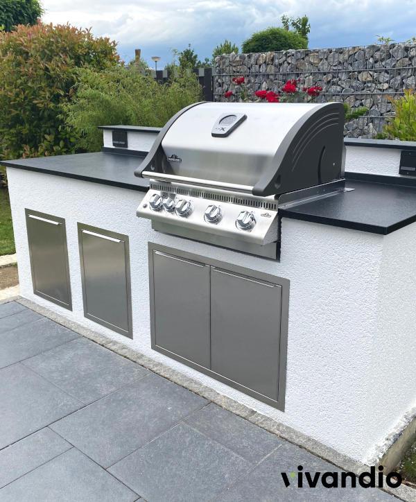 vivandio - live outdoor cooking