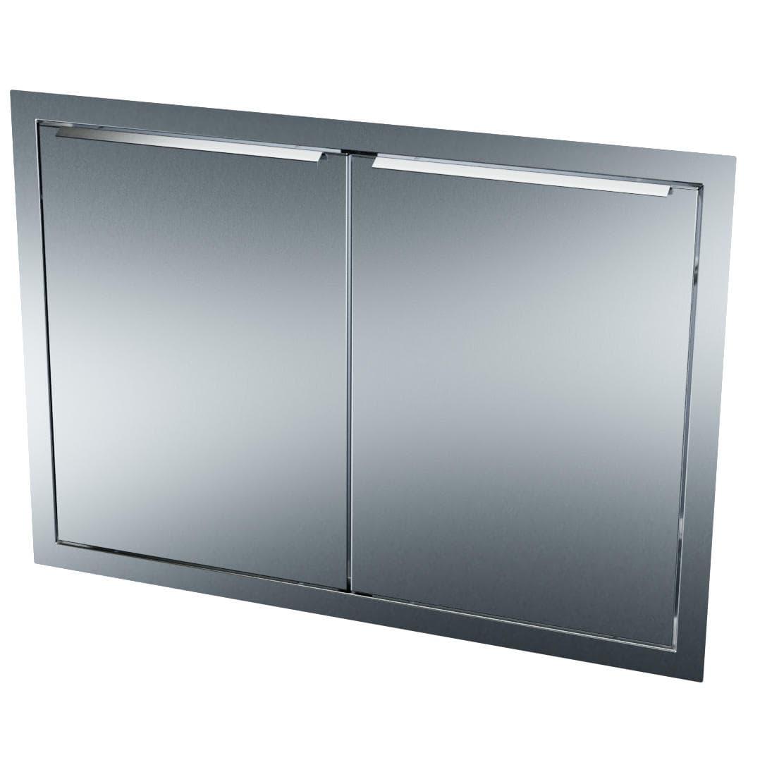 vivandio Doppeltür für die Außenküche